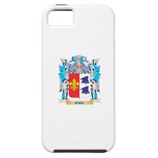 Gaul Coat of Arms - Family Crest iPhone 5 Covers