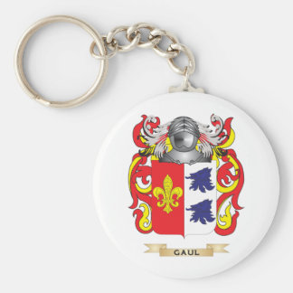 Gaul Coat of Arms Family Crest Key Chain