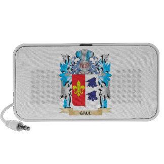 Gaul Coat of Arms - Family Crest Mini Speaker