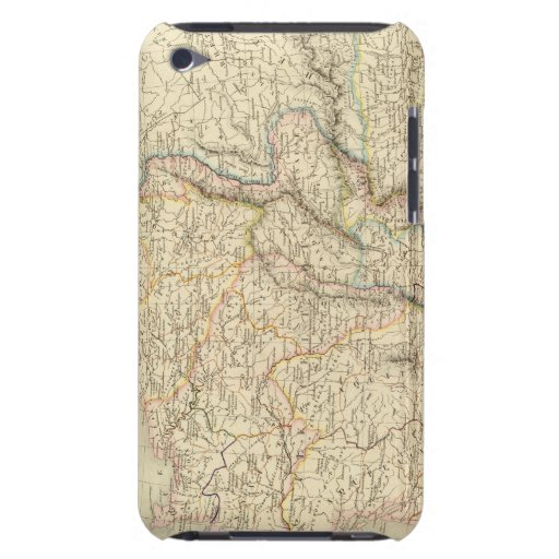 Gaul, Northern Italy, Germania Barely There iPod Case