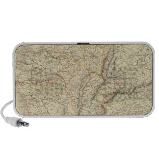 Gaul, Northern Italy, Germania iPod Speakers
