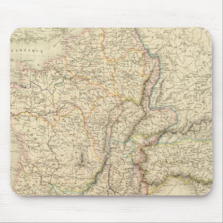 Gaul, Northern Italy, Germania Mouse Pad