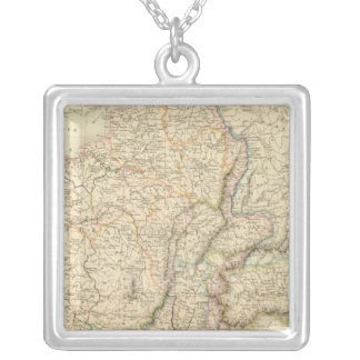 Gaul, Northern Italy, Germania Silver Plated Necklace