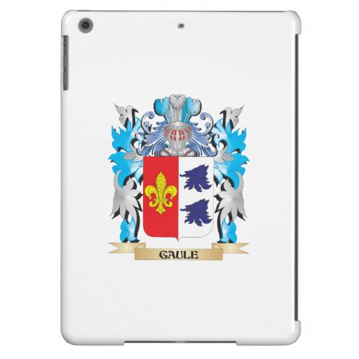 Gaule Coat of Arms - Family Crest iPad Air Case