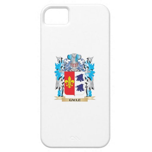 Gaule Coat of Arms - Family Crest iPhone 5 Case