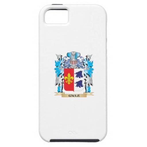 Gaule Coat of Arms - Family Crest iPhone 5 Covers