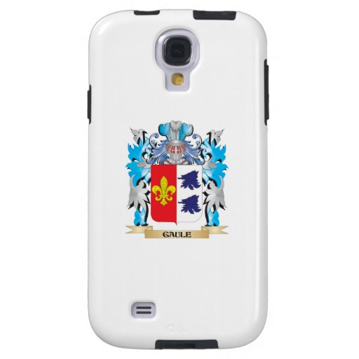 Gaule Coat of Arms - Family Crest Galaxy S4 Case