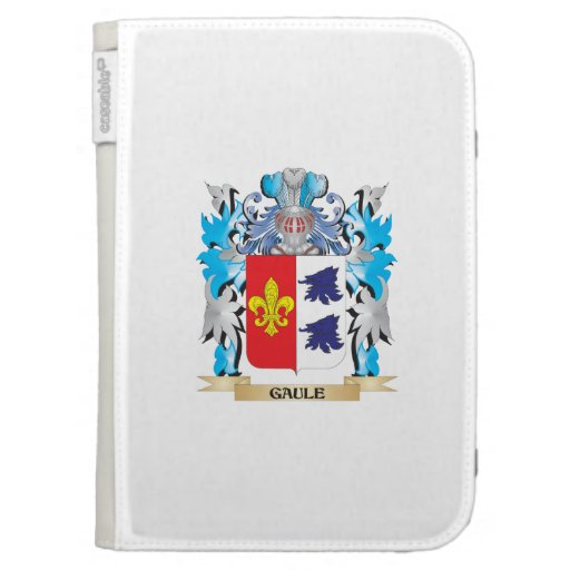 Gaule Coat of Arms - Family Crest Kindle Cover