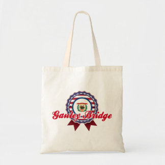 Gauley Bridge, WV Canvas Bag
