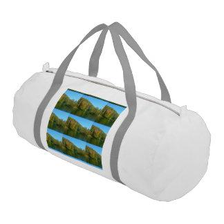Gauley River Nicholas County Gym Duffel Bag