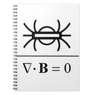 Gauss's Law of Magnetism Notebook