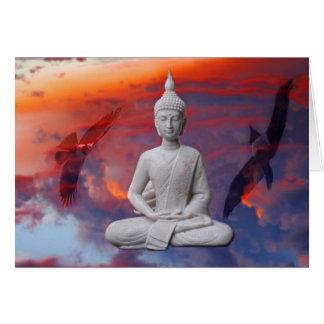 Gautama Siddhartha Buddha Card