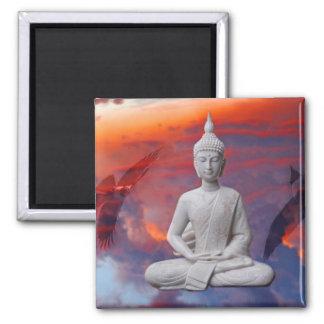 Gautama Siddhartha Buddha Magnet