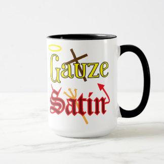 Gauze AND Satin Mug