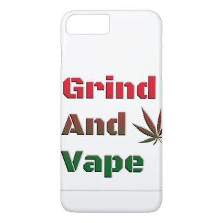 GAV Leaf Fade iPhone Case by #GrindAndVape