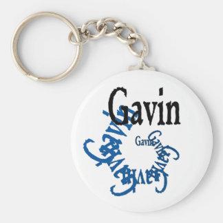 Gavin Keychain