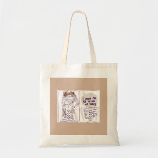 Gay Agenda Tote Bag
