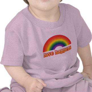 Gay Baby Graphic Tees - Pride Rainbows_02