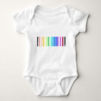 Gay Barcode Baby Bodysuit