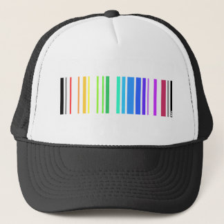 Gay Barcode Trucker Hat