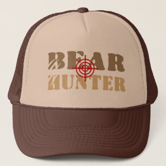 GAY BEAR BEAR HUNTER TRUCKER HAT
