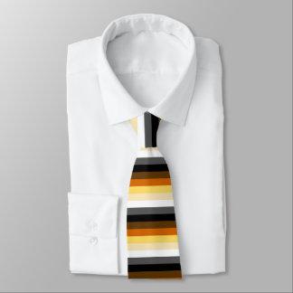 Gay Bear Brotherhood Flag (No Paw) Tie