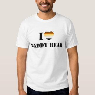 GAY BEAR I HEART DADDY BEAR TEES