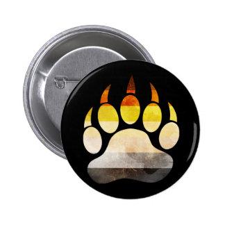 Gay Bear Paw 6 Cm Round Badge