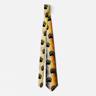 Gay Bear Paw Tie