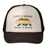 Gay Bear Pride Save A Horse Ride A Bear Cap