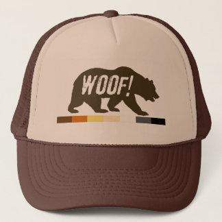 Gay Bear Pride WOOF Trucker Hat