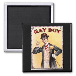 Gay Boy Refrigerator Magnets