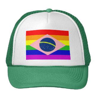 GAY BRASIL Trucker Hat