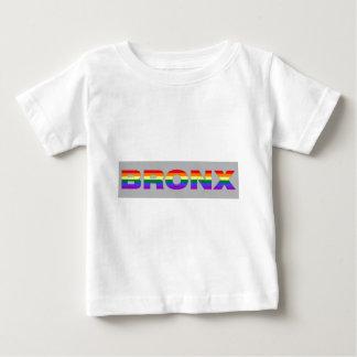 Gay Bronx 'grey' infant shirt