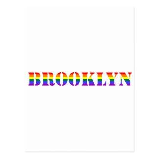 Gay Brooklyn postcard