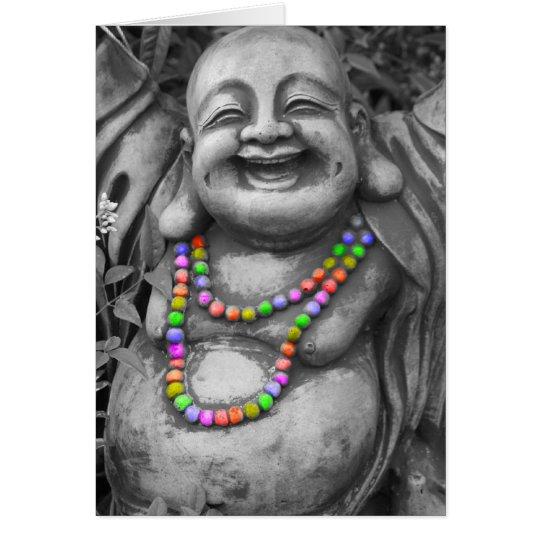 Gay Buddah Card