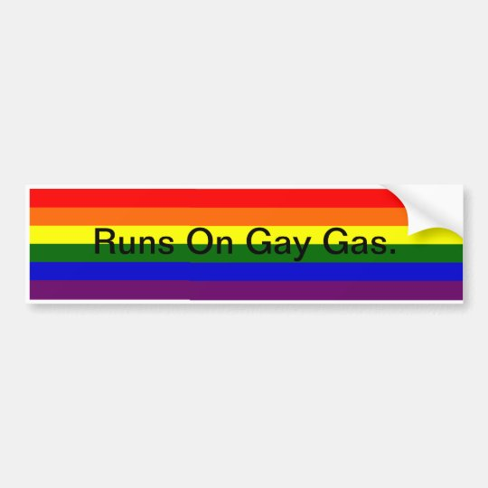 Gay Bumper Sticker