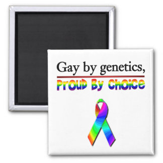 Gay By Genetics Magnets