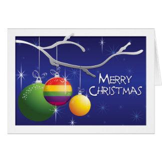 Gay Cards - Merry Xmas 02