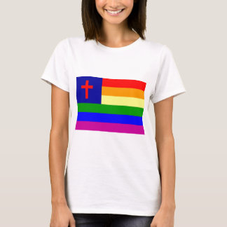 gay_christian_flag T-Shirt