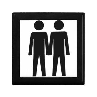 Gay Couple Gift Box