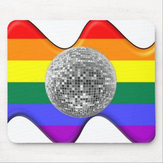 Gay Disco Mouse Mat