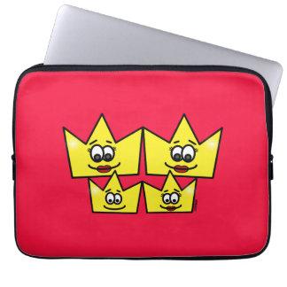 Gay family - Women - Queens Laptop Sleeve