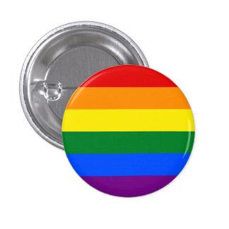 Gay Flag Button