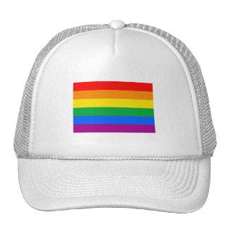 GAY FLAG ORIGINAL TRUCKER HAT