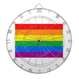 GAY FLAG ORIGINAL DARTBOARDS