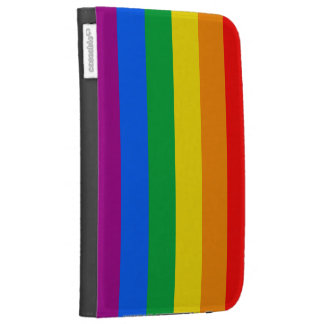 GAY FLAG ORIGINAL -.png Case For The Kindle