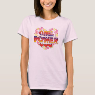 Gay Graphic Tees - Girl Power