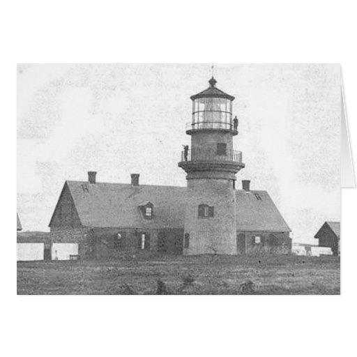 Gay Head Lighthouse Card
