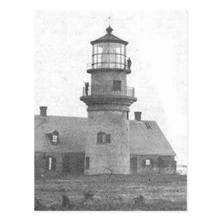 Gay Head Lighthouse Postcard